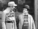 Photo: Who's on First? Abbott and Costello