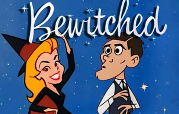 Bewitched Samantha and Darren Stevens