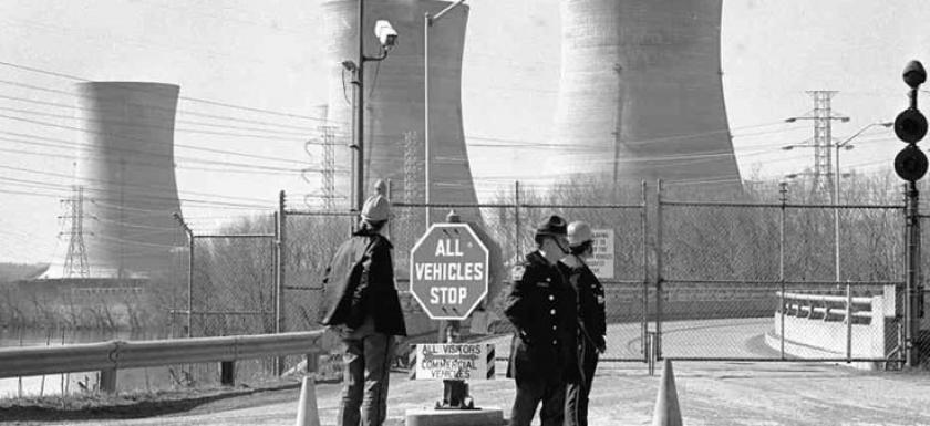 The First Nuclear Power Plant