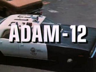 Adam-12 TV Opening Screen