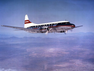 Photo of National Airlines Convair 440