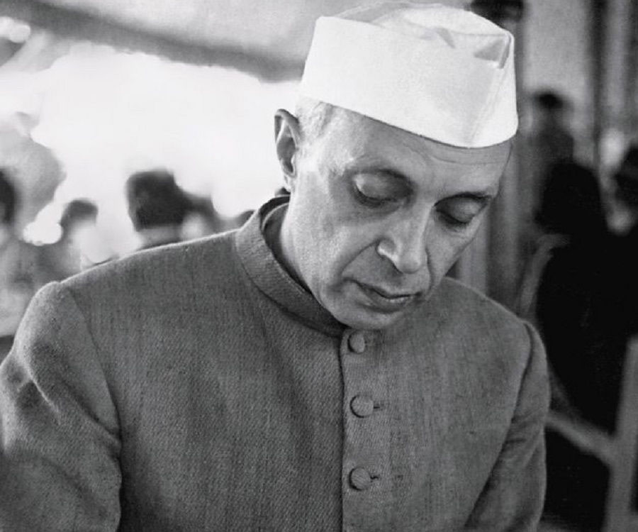 Jawahar Lalnehru, Prime Minister of India, 1947-1964