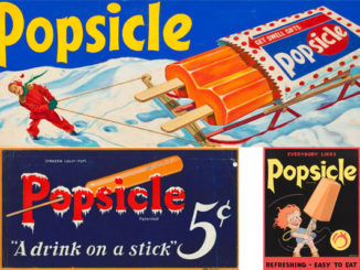 Vintage Popsicle® Advertising