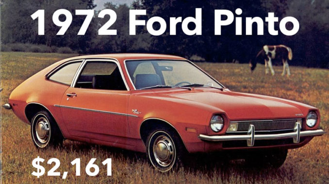 Photo of 1972 Ford Pinto