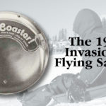Flying Saucers Invade Winter